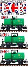 Articles de modélisme ferroviaire vert à l'échelle G