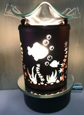 Electric Plug-in Fragrance Lamp/Oil Burner/Wax Warmer/Night Light h-008