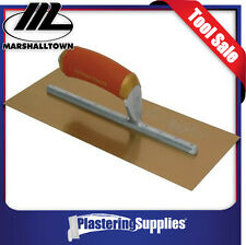 "Marshalltown Trowel 11"" x 4½"" Stainless Steel GS PermaShape Broken-In 13463"