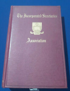 VINTAGE Book-Keeping and Accounts BOOK (L. Cuthbert Cropper - 1927) (ID:73556)