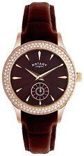 Women's Quartz (Battery) Rotary Analog Wristwatches