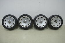 Audi A8 4E Aluminium Rims Alloy Wheels Wheels 245 45 ZR17 7,5J ET40 4E0601025P