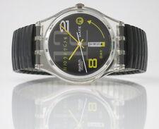 CANARD LACQUER - Swatch Gent FLEX - GK714A - Neu und ungetragen