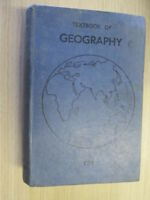 Acceptable - A textbook of geography - Fry, George Cecil 1950-01-01   University