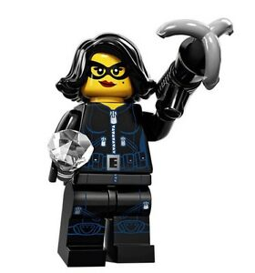 LEGO Series 15 Minifigures 71011 JEWEL THIEF Cat Burglar Woman Mask SEALED SALE!