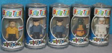 Star Trek Minimates Action Figures-In Packages-Kirk, Spock, McCoy, Mugatu & Gorn