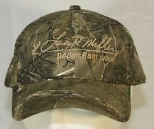 LARRY H. MILLER Dodge Ram Tucson, Az. Realtree Camouflaged Baseball Style Cap