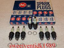 NOS AC-R44S Spark Plugs...'ACNITER SCRIPT'  GM #5612072...Ram Air GTO, Firebird