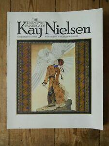 ART BOOK - The Unknown Paintings of Kay Nielsen - 1977 Paperback