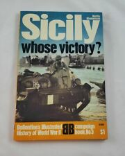 Sicily Whose Victory? Ballantine; First Printing