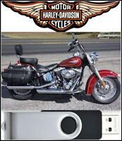 2010 Harley Davidson Softail Service Repair Manual On USB Drive
