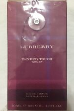 BURBERRY TENDER TOUCH WOMEN 1.7 oz / 50 ML EAU DE PARFUM SPRAY SEALED