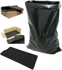 More details for heavy duty rubble sacks black builders rubbish waste bags 20 x 30