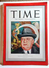 May 11, 1942 TIME Magazine- Litvinoff on Cover- News/Photos/Ads  VG