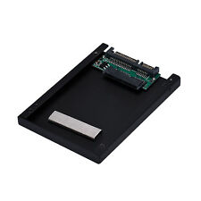"Micro SATA 1.8"" To 2.5"" HDD Hard Drive SSD Convertor Enclosure Adapter Hot Sale"