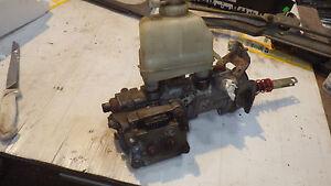 ABS Block mit Bremsverstärker, VW Corrado  G60 beschädig Teile Nr. 191 613 111 A