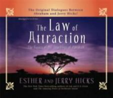 The Law of Attraction : The Basic Teachings of Abraham 5 CD  Esther/Jerry Hicks