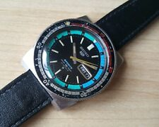 Gent's Rare Vintage Day-Date Automatic Seiko 5 Sports Diver's Watch 6119-6053