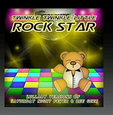 Twinkle Twinkle Litt - Lullaby Versions of Saturday Night Fever & Bee Gees [New