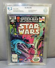 STAR WARS #54 (White Pages) CBCS 9.2 NM- Marvel Comics 1981 cgc