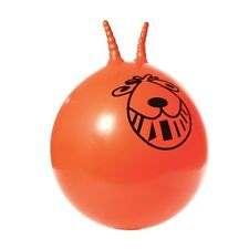 Retro 60cm Space Hopper With Pump Bouncy Ball Suitable For Kids And Adults
