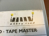 Calling All Beatles Fans - Own A Piece Of Abbey Abby Road History - Master Tape