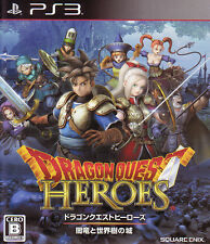 [FROM JAPAN][PS3] Dragon Quest Heroes The World Tree's Woe and the Blight Be...