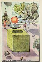 Salvador Dali: Phantasie - Selten Kunstblatt Unterzeichnet, 1947
