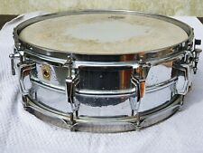 Ludwig 1967 Supraphonic LM400 Snare Drum s/n 477740