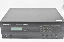 canopus MULTI/O PROCESSOR HDBX1000