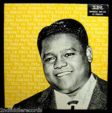 FATS DOMINO-This Is Fats Domino-Rare EP Picture Sleeve-IMPERIAL #IMP 144