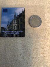 LUXEMBURG 2007 2 EURO IN NOPPENFOLIE GROSSHERZÖGLICHES PALAIS