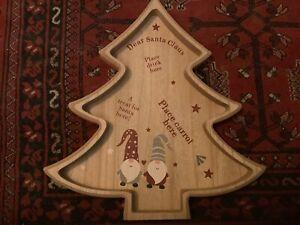 Christmas Eve Santa Tray