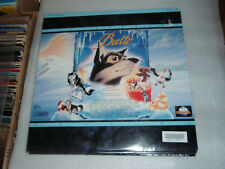 Balto Letterboxed Laserdisc LD