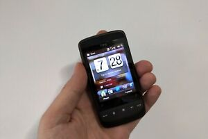 HTC Touch 2 - Urban brown (Unlocked) Smartphone Windows Mobile 6.5 phone games