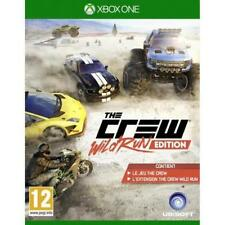 The Crew Wild Run Edition - XBOX ONE neuf sous blister VF
