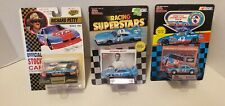 Lot Of 3 Richard Petty Race Cars NASCAR Die Cast New