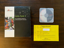Antares Auto-Tune 3 Vintage Software For Macintosh