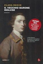 Il vecchio Barone inglese Clara Reeve Beat Superbeat