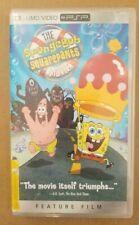 The Spongebob Squarepants Movie (UMD, 2005) for PSP