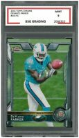 2015 Topps Chrome #103 DEVANTE PARKER Rookie ~ BSG 9