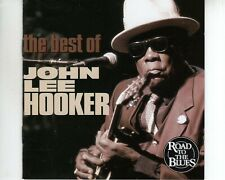 CD JOHN LEE HOOKERthe best ofEX  (A3626)