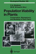 Population Viability in Plants : Conservation, Management, and Modeling of...