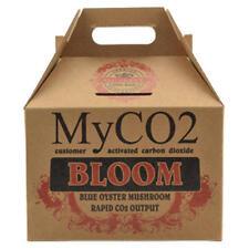 MyCO2 Mushroom Bag Bloom Formula - rapid co2 output generator customer activated