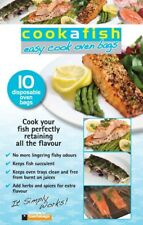 cookafish -10 easy cook oven bags -cooks fish perfectly