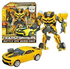 Transformers Battle Ops Bumblebee New MISB