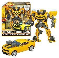 Transformers Battle Ops Bumblebee New MISB