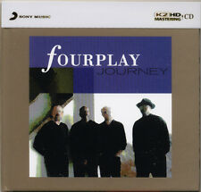 Fourplay - Journey+++Sony Music K2HD Hong Kong+++NEU+++OVP