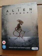 Alien Covenant 4K Ultra HD Steelbook With Slip-Cover