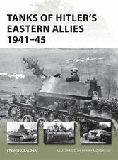 New Vanguard Tanks of Hitler's Eastern Allies 1941-44 Vol.199 WWII German Armor